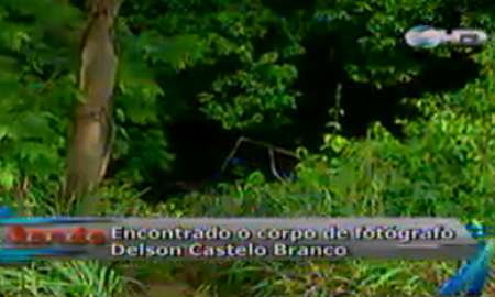 Corpo de Delson Castelo Branco é encontrado embaixo de ponte