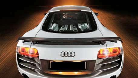 Grupo Volkswagen lança versão ainda mais potente Audi R8 GT