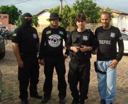 Polícia civil deflagra mega operação contra o tráfico de drogas na região de Oeiras