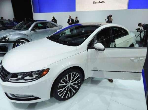 Volkswagen mostra novo modelo no salão de Los Angeles