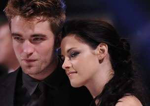Robert Pattinson a site: