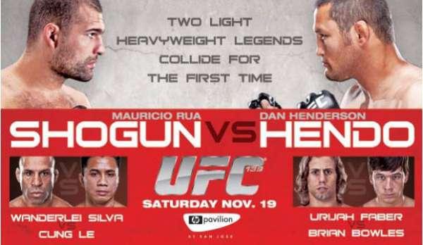 UFC anuncia novos eventos e lutas em 2012. Confira a lista completa