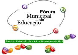 Confira tudo sobre o Fórum Municipal de Educação
