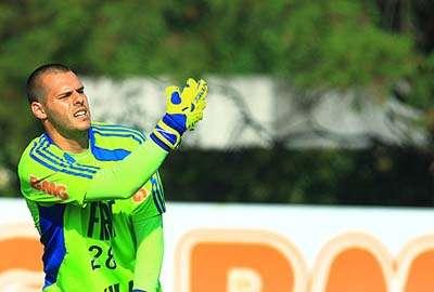 Para o Palmeiras, objetivo do time agora é tirar o título do Corinthians