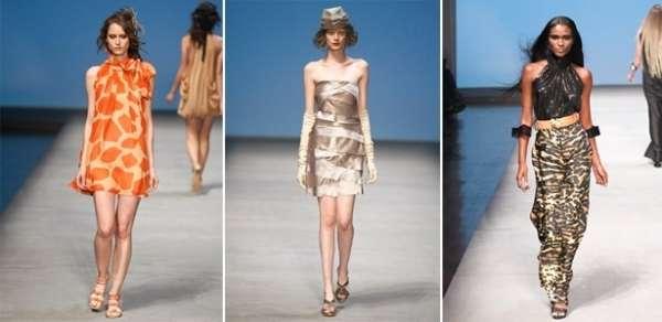 Riachuelo faz desfile de coleção em parceria com marcas caras