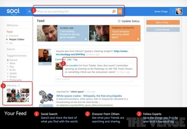 Site vaza informações sobre a rede social da Microsoft, o Socl