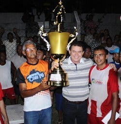 Liberdade quebra tabu da Ininga e conquista título de Campeã Rural 2011