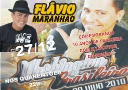 Washington Brasileiro: 27 de dezembro no clube Os Quarentões, confira!