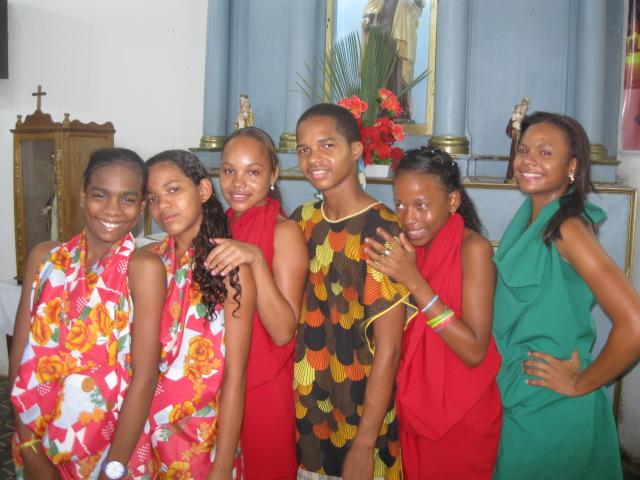 Dia da Consciência negra é celebrado em Oeiras com Missa Afro