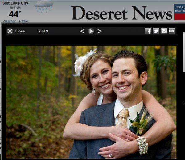 Para recuperar fotos de casamento roubadas, casal oferece US$ 1 mil