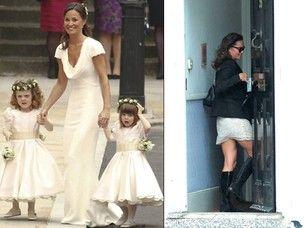 Vestido de madrinha de Pippa Middleton custa R$ 5,6 mil em site