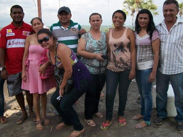 SEMAS Proporciona Momento de Lazer com Idosos em Santa Cruz dos Milagres