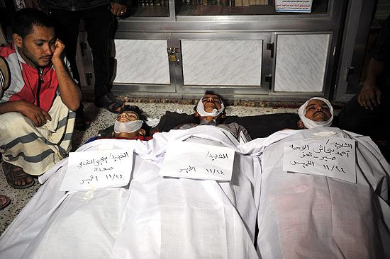 Manifestação contra ditador deixa ao menos quatro mortos no Iêmen