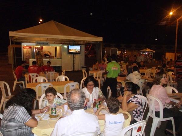 Culinária é destaque na Feira dos Municípios
