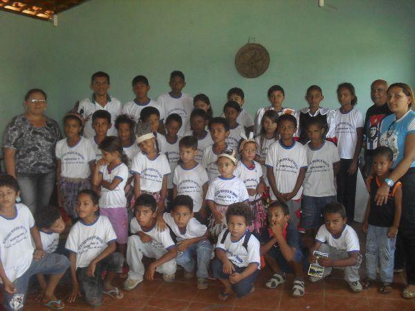 Escola Municipal Raimundo Inácio realiza Manhã Educativa