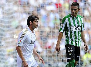 Se recuperando de contusão, Kaká desfalca Real novamente
