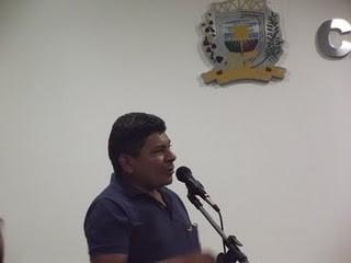 Conselheiro de Meio Ambiente de Campo Maior participará de reunião promovida pela SEMAR do Estado do Piauí