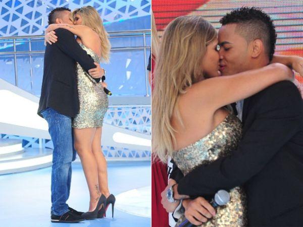 Dani Souza, a Mulher Samambaia, e Dentinho estão casados