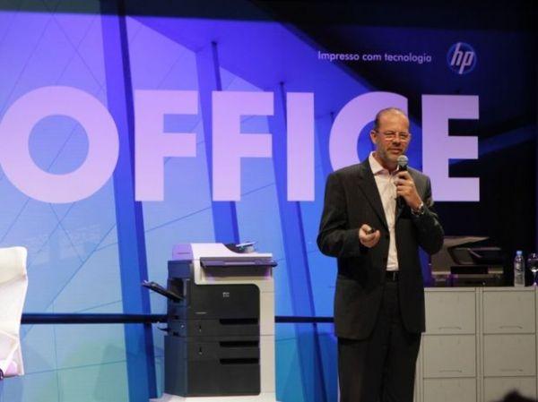 Executivo da HP: Brasil descobriu cartuchos originais com a dor
