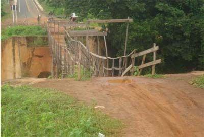 Homem morre ao cair de ponte no interior do PI