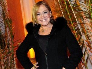 Susana Vieira participa de gravação de DVD de banda de forró