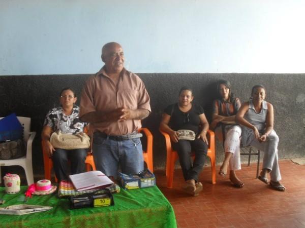 Escola Municipal Realiza Palestras e Evento Cultural