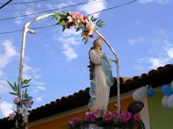 Festejos de N. S. da Conceição, tem maior participação do povo