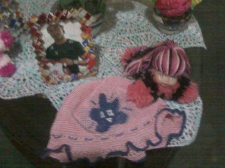 Além da faxina, goleiro Bruno faz aulas de artesanato, crochê e pintura na prisão em Minas
