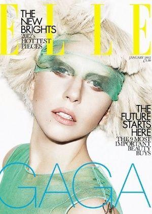 Lady Gaga sobre boa pele: