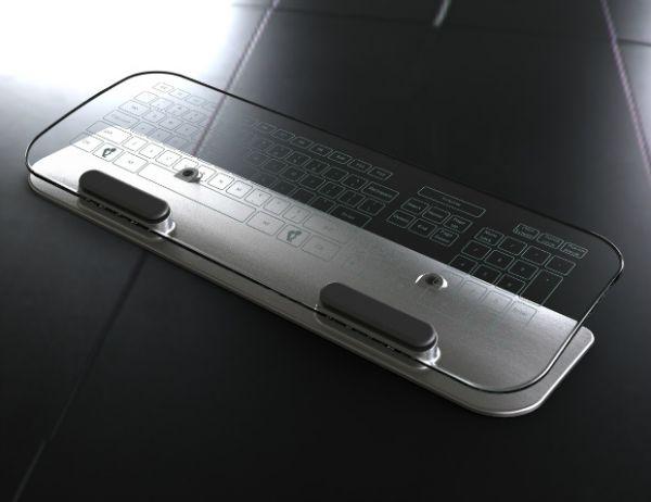 Teclado e mouse multi-touch podem ser a próxima geração de periféricos