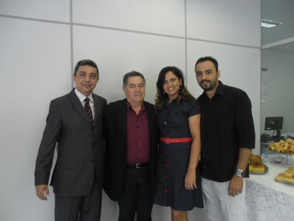 Bradesco Inaugura Agencia em Valença