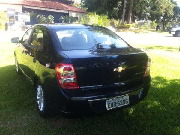 Chevrolet Cobalt chega por R$ 39,9 mil