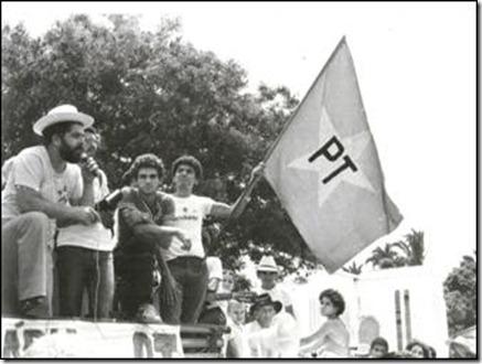 Ex-Presidente Lula visitou Altos em 1982