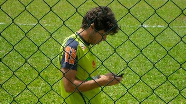 Brasileiro: Juninho treina e deve ser titular contra o Santos