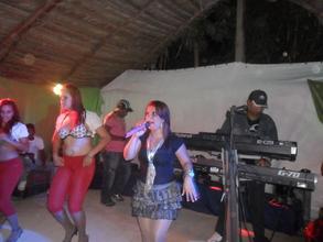 Confira as fotos da festa com a banda Mississipe, ontem (05), na Chapada dos Marcos