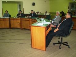 Câmara de Pedro II, conteúdo sessão do dia 07/11/2011