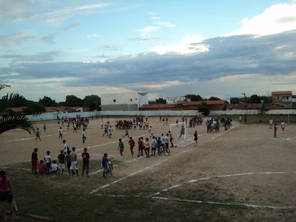 Esporte fez parte da programação da 1ª Mostra de Turismo Cultural de Valença