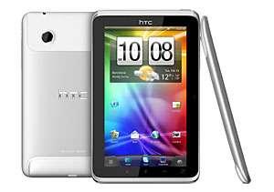 HTC lançará novo tablet em 2012