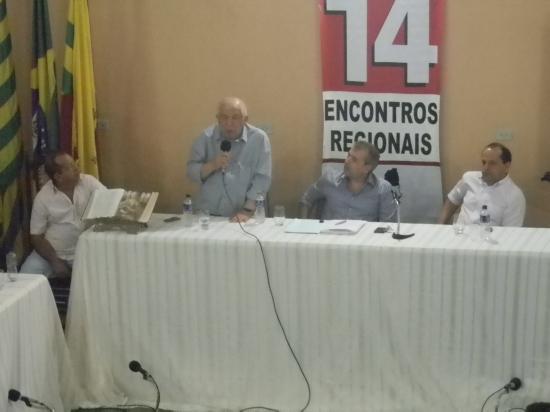 PTB realiza encontro regional das lideranças em São Raimundo Nonato