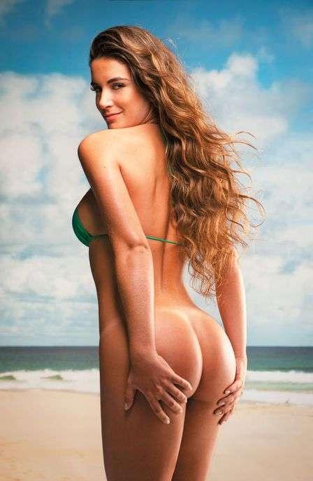 Lindas e sensuais, mulheres sonham com o título de bumbum mais bonito do Brasil