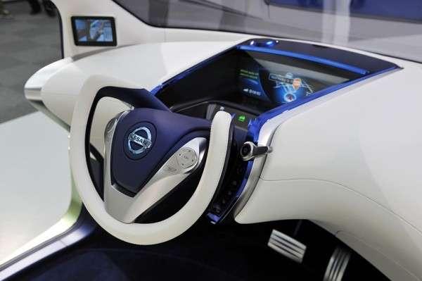 Nissan mostra o Pivo 3 Concept