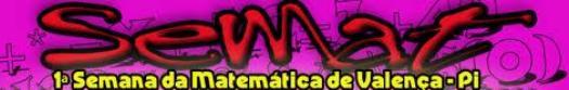 1ª Semana da Matemática em Valença