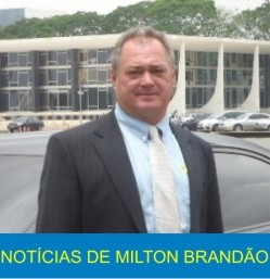 Evangelista Resende, consegue colégio modelo para Milton Brandão