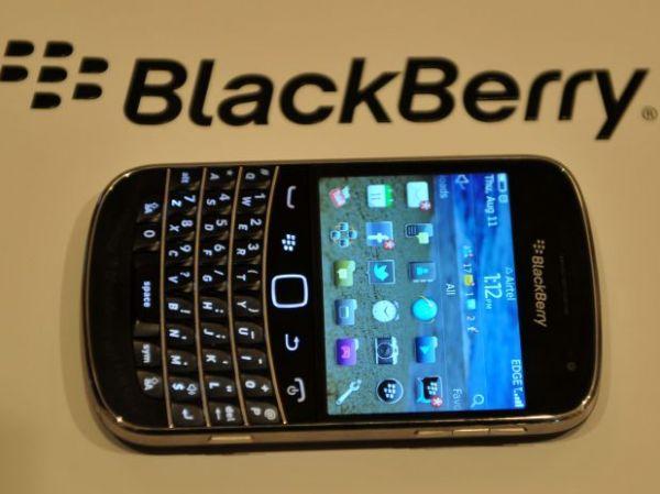 RIM: proteção a iPhone e Android não usará rede do BlackBerry