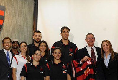 Flamengo faz acordo e vira centro de treinamento americano