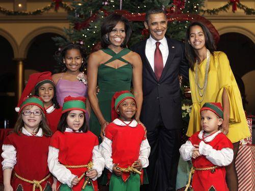 Barack Obama proíbe filhas de acessarem o Facebook