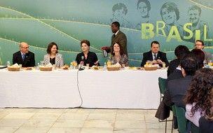Otimista, Dilma diz que economia brasileira vai crescer 5% em 2012