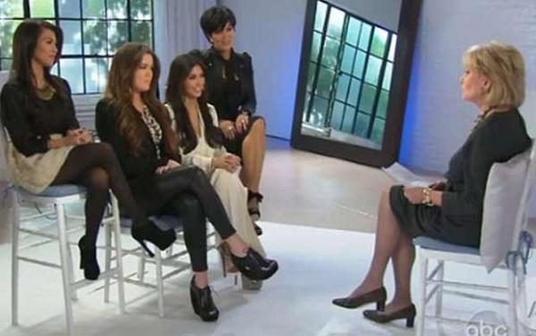 Kim Kardashian fala sobre fita de sexo em programa de TV