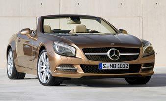 Mercedes-Benz revela nova geração do conversível SL