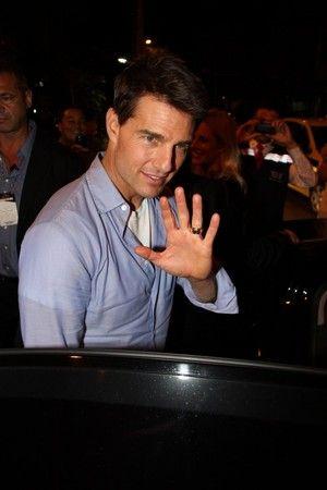 Tom Cruise teria se acabado na picanha em passagem pelo Brasil